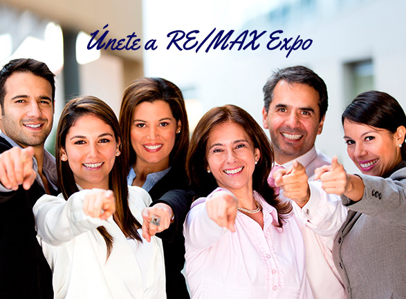 unete a remax expo